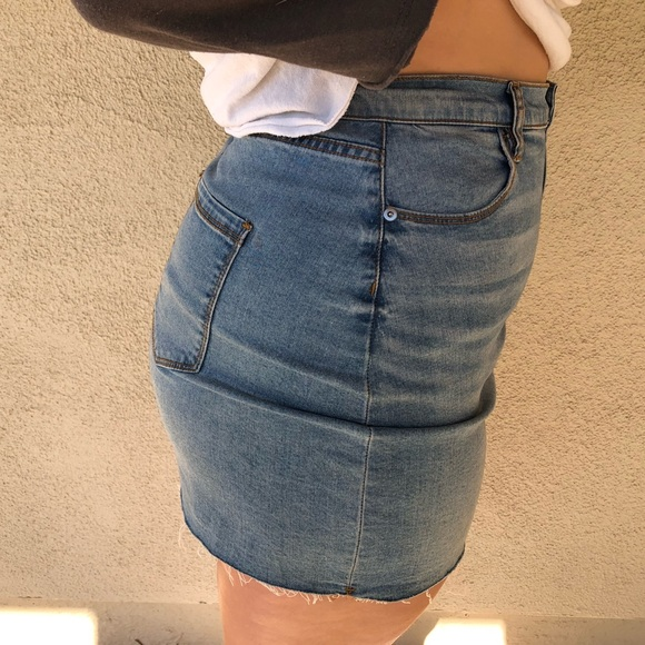 Urban Outfitters Dresses & Skirts - URBAN OUTFITTERS JEAN SKIRT
